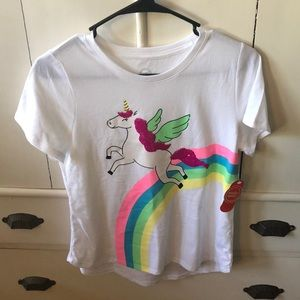 Girls tee shirt
